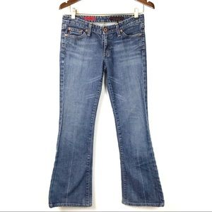 AG Adriano Goldschmied The Club Boot Cut Jeans 27R